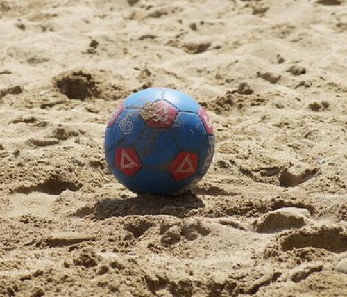 Beach-Soccer ©mairie de Joué lès Tours