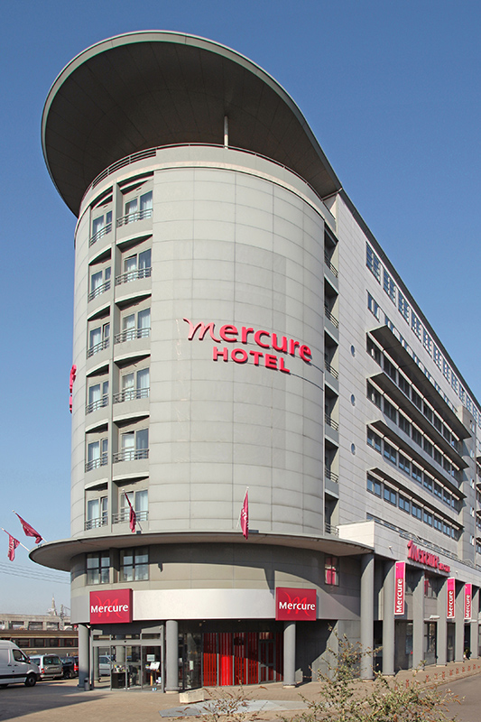 Hôtel Mercure Tours Centre