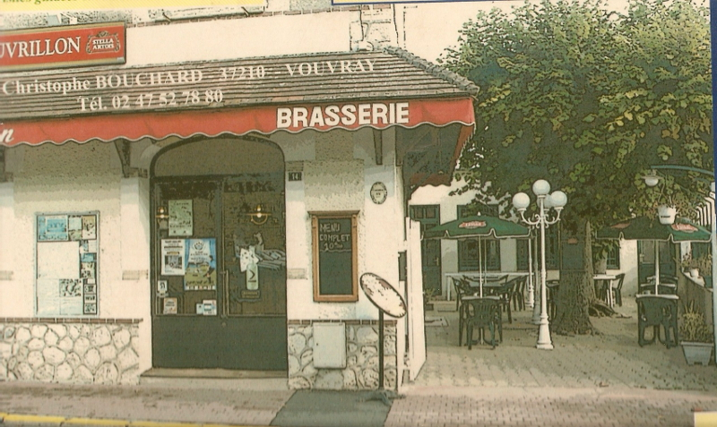 Brasseries bistrots 20 for Jardin vouvrillon