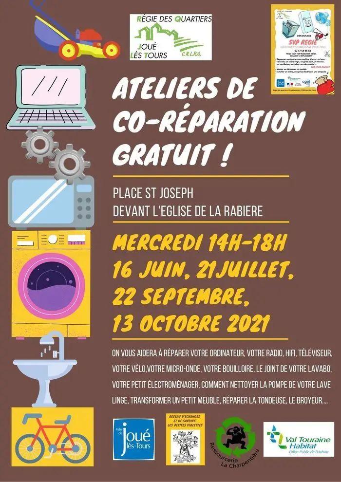 place-st-joseph-joue-les-tours-2021-07-21 ©La régie des quartiers