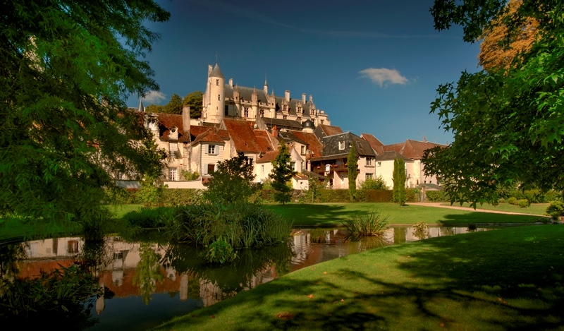 Château-Jardin public-Loches-Valdeloire