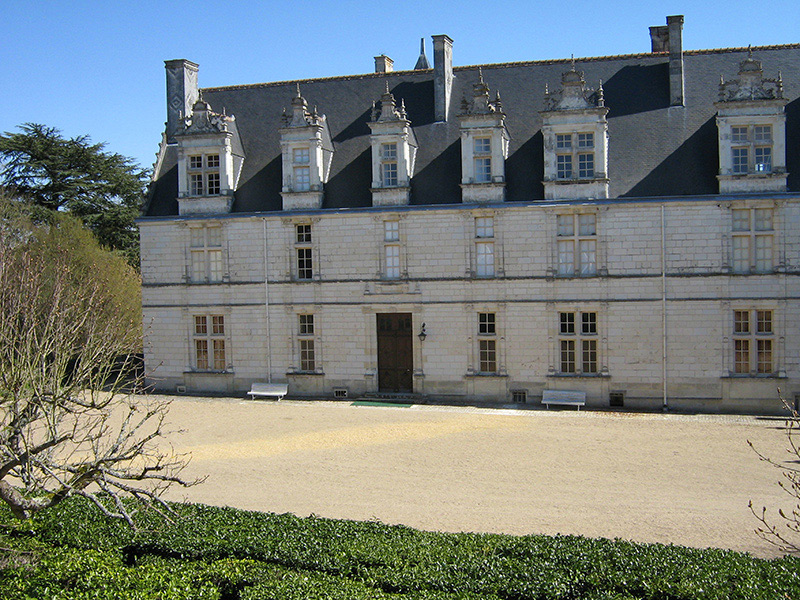 Château de Nitray 1
