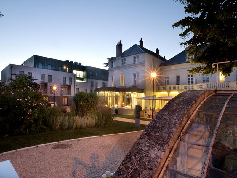 Clarion Hôtel Château Belmont