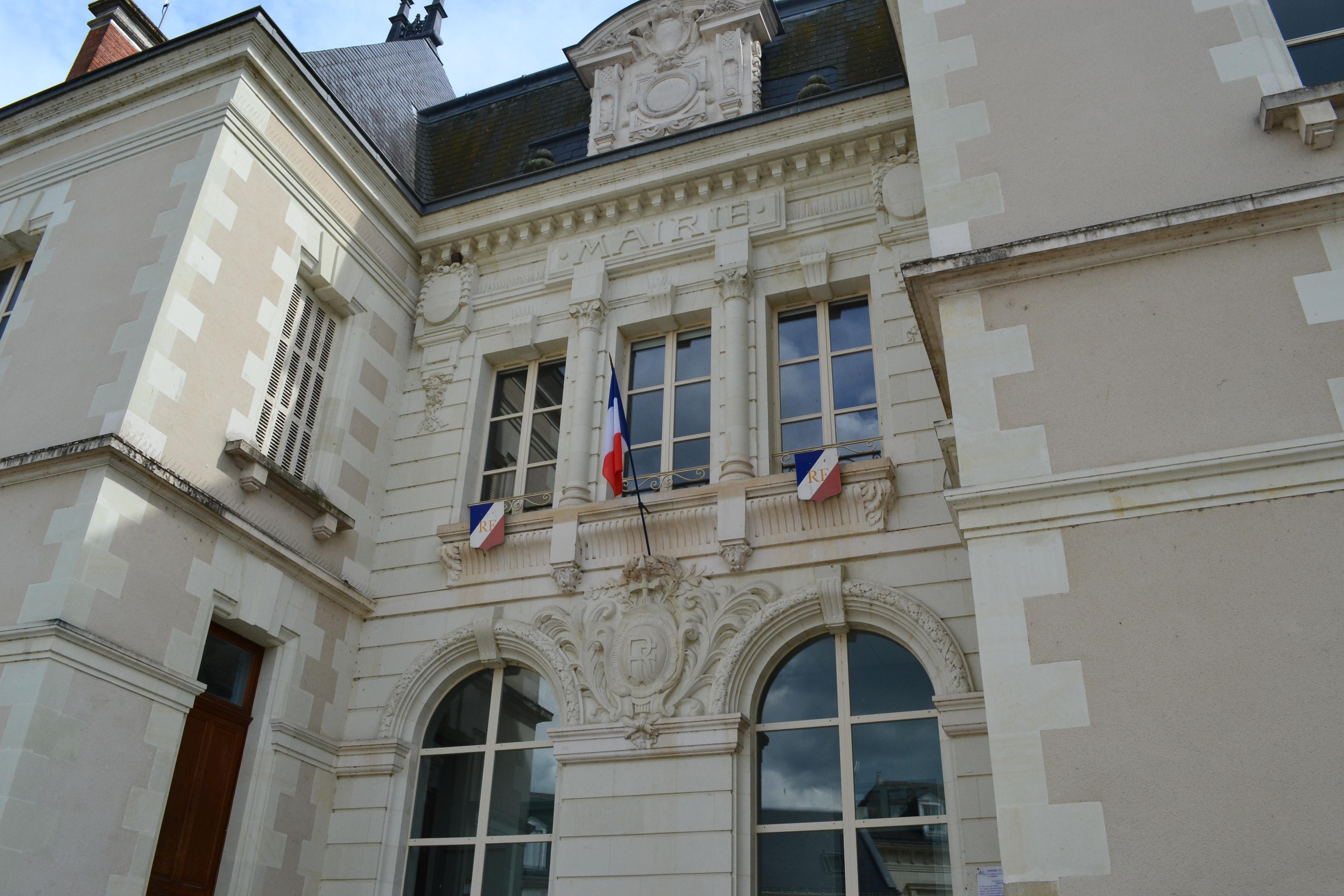 Mairie de Savonnière - Commune de Savonnières