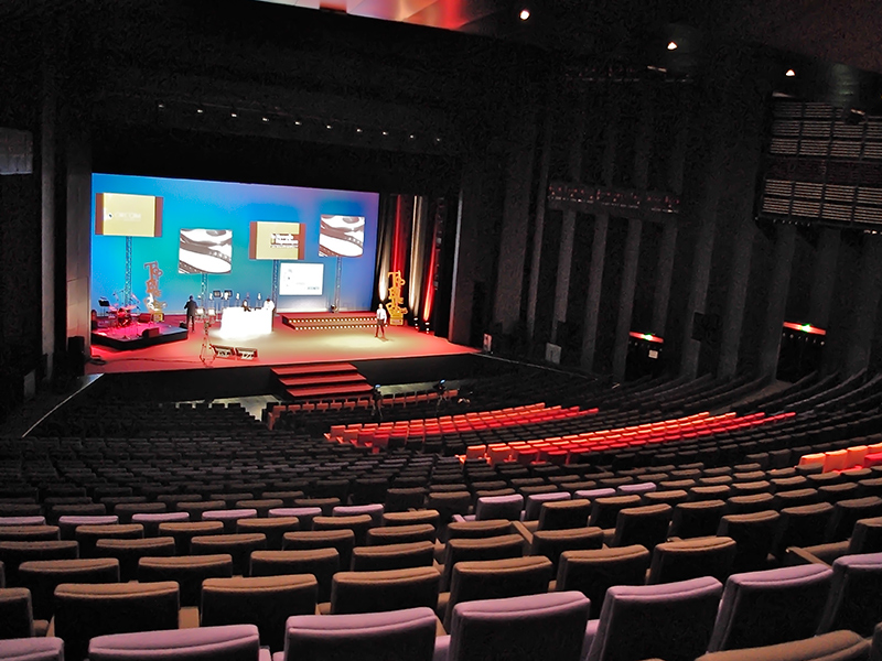 Centre International de Congrès Vinci - Tours Evenements