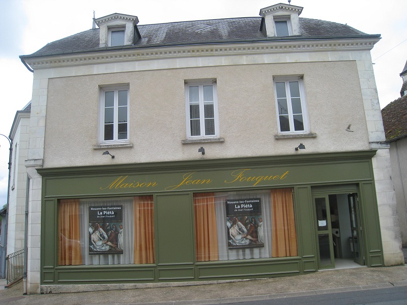 Maison Jean Fouquet 2 copie