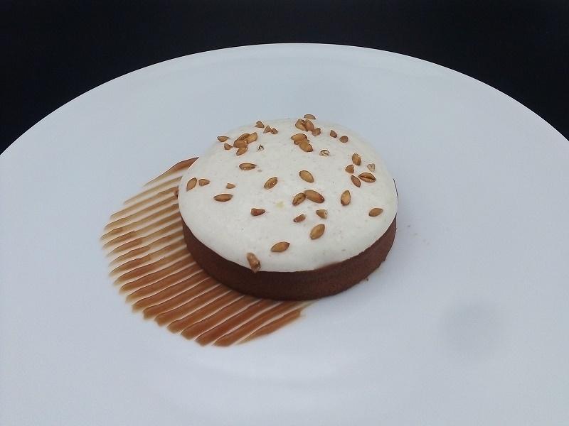 La Table du Prieuré restaurant - Le Louroux, Loire Valley, France.